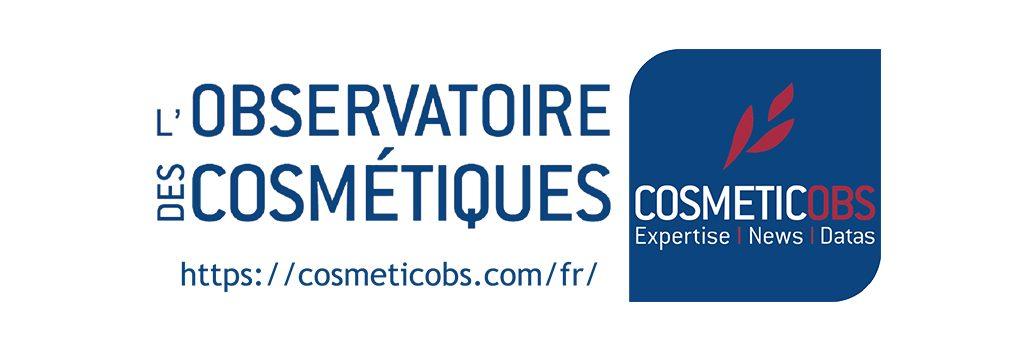 Visuel Partenaire - Logo Observatoire des Cosmétiques
