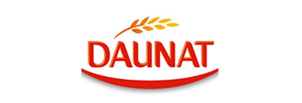 Visuel Partenaire - Logo Daunat