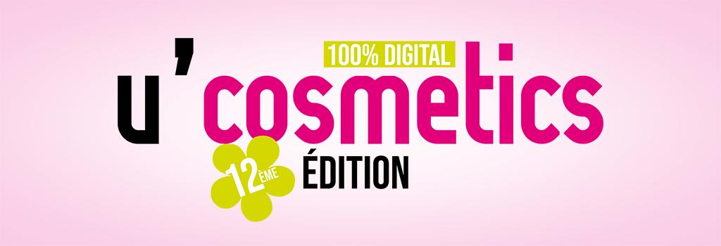 Visuel Partenaire - Logo U'Cosmetics
