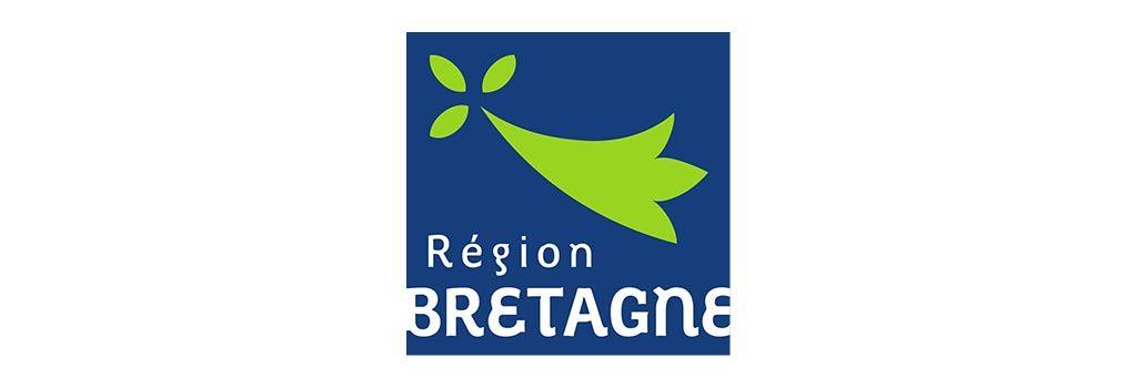 Visuel Partenaire - Logo Région Bretagne
